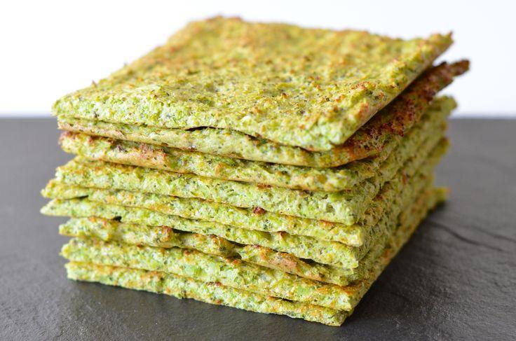 Broccoli fladbrød – til toast og sandwich