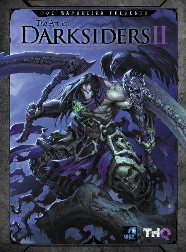 The Art of Darksiders II: Amazon.co.uk: Joe Madureira: Books