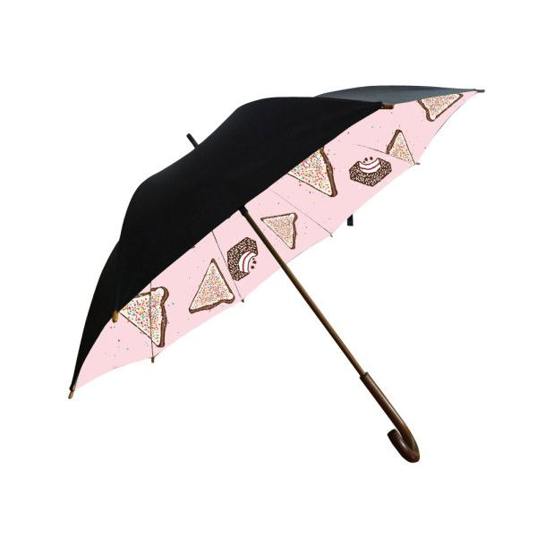 Don't get caught out on a rainy day without one of our uber cool looking umbrellas. Keep one handy in the car or at home and stay dry when it rains. These