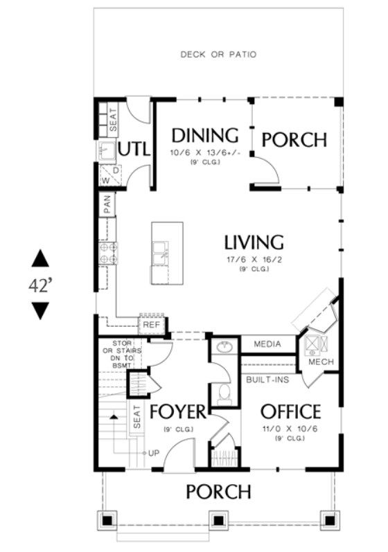 Best Ideas 30×60 House Plans elevation 3d view drawings 14