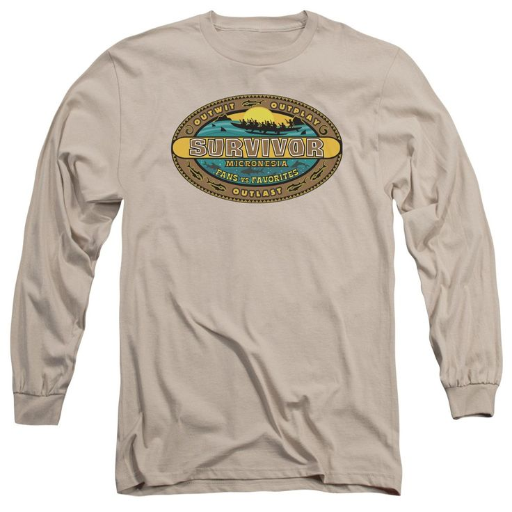"Checkout our #LicensedGear products FREE SHIPPING + 10% OFF Coupon Code ""Official"" Survivor / Micronesia-long Sleeve Adult 18 / 1-sand-sm - Survivor / Micronesia-long Sleeve Adult 18 / 1-sand-sm - Price: $29.99. Buy now at https://officiallylicensedgear.com/survivor-micronesia-long-sleeve-adult-18-1-sand-sm"
