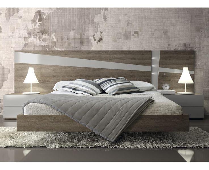 Composición de Dormitorio Moderno 76