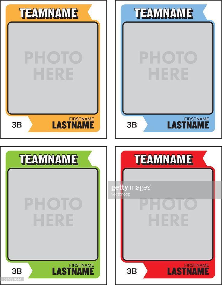 Old Baseball Cards Nascar Trading Card Template Baseball Card Template Baseball Cards For Sale