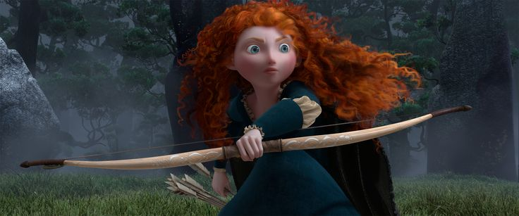 Looking forward to this!  #Brave #Pixar It makes me happy when I'm on the same page.