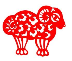 Chinesische Tierkreiszeichen: Das Schaf ist ein freundlicher und gutmütiger Familienmensch...