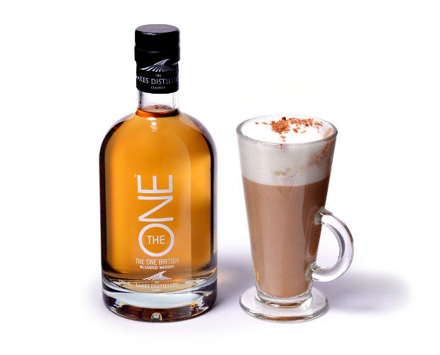 The Irish ONE - The Lakes Distillery Cumbria #Cocktail #Recipes on Kitchen Goddess