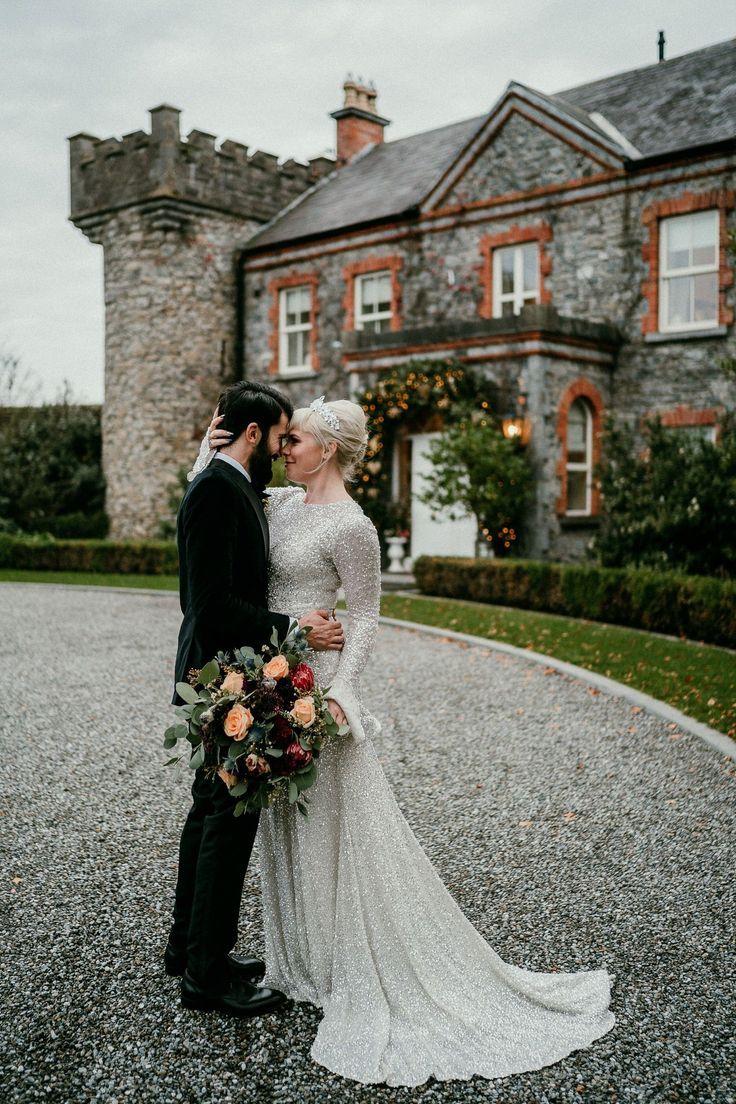Irish wedding photography. Ireland weddings. Bridal portraits