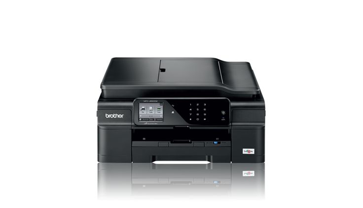 Imprimante multifonction jet d'encre couleur Wifi MFC-J650DW | Brother