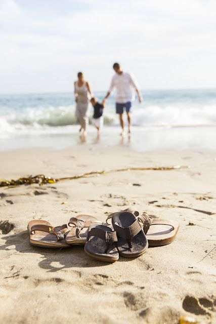 Cute family beach shot | Diane Loveless Photography