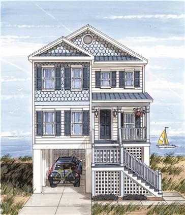 17 best images about beach house on pinterest the for Prefab beach cottage