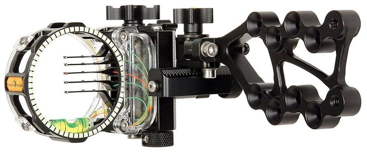 React Pro .19 Five Pin Sight Right Handed Deer Turkey Hunting Bow Sight Archery. #TrophyRidge