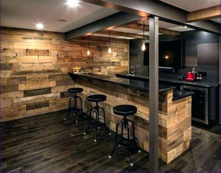 27 Basement Bars That Bring Home The Good Times Basement Bar