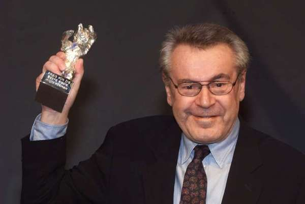 Milos Forman (Jan Tomáš Forman) American film director (One Flew Over the Cuckoo's Nest, Amadeus, Man on the Moon - to name a few) was born in Čáslav, Czech Republic)