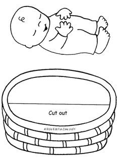 25 Best Ideas About Baby Moses On Pinterest