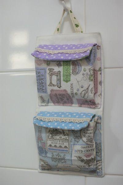 Hanging Sanitary Napkin Storage