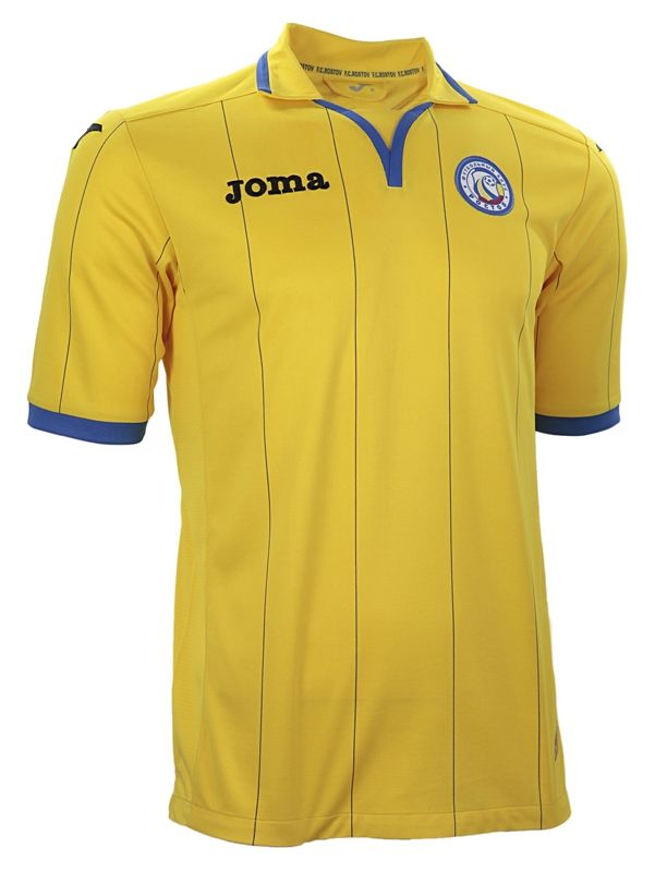 FK Rostov (Russia) - 2013-2014 Joma Home Shirt