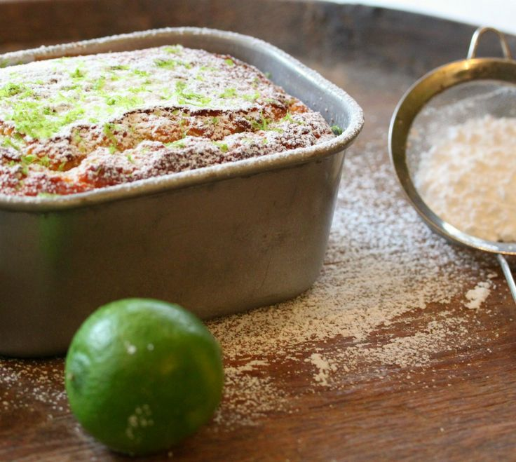 EVOO, Lime And Yoghurt Cake - Cooking with Tenina