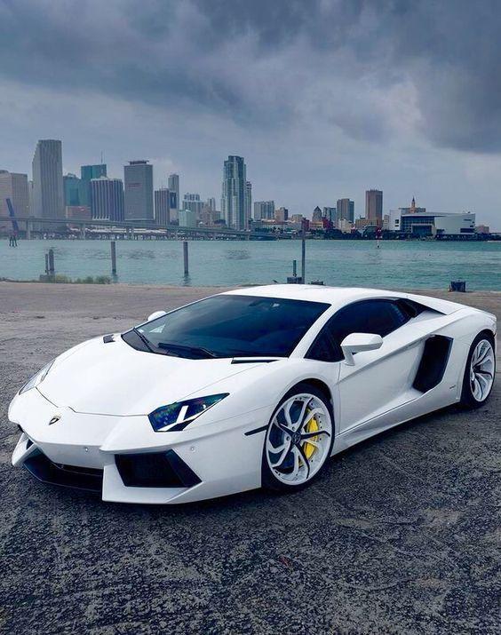 Exotic Luxury Car, The New V12 Lamborghini Aventador S – Khan