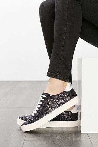 Esprit / Sneakers fashion scintillantes