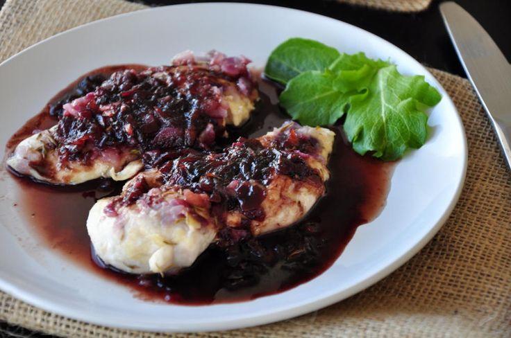 Raspberry Balsamic Chicken Recipe - Food.com