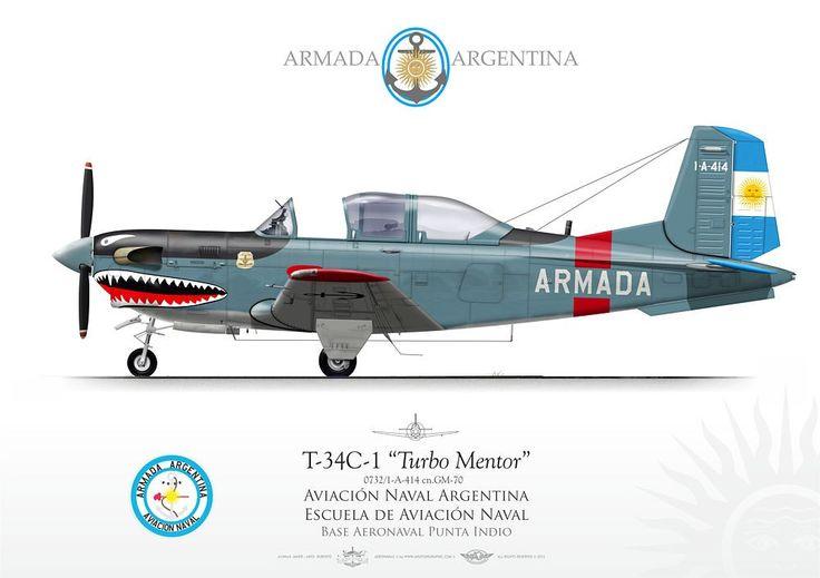 ARGENTINIAN NAVY . ARMADA ARGENTINA Aviación Naval Argentina Escuela de Aviación Naval Base Aeronaval Punta Indio
