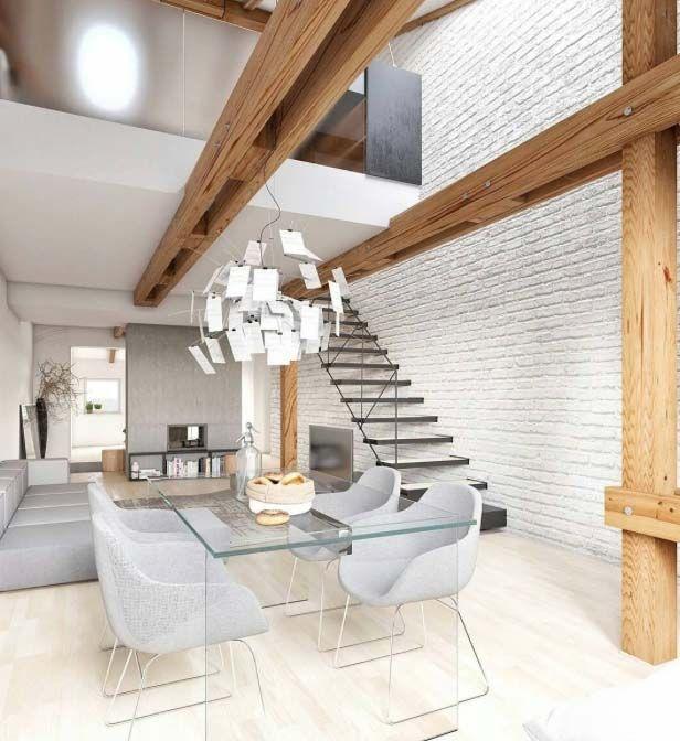stylish urban loft // interior // luxury life // home decor // city life // urban living // urban men // travel lodge // city suite //