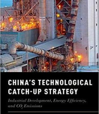 China's Technological Catch-Up Strategy: Industrial Development Energy Efficiency And Co2 Emissions PDF