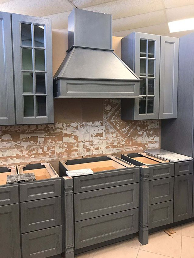 Midtown Gray Rta Ready To Assemble Kitchen Cabinets Are Ideal For