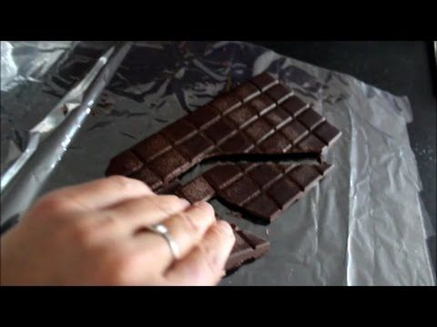 #30 Jak ZDRAVĚ MLSAT | Živá RAW domácí čokoláda  | Ta pravá chuť | RAW ...
