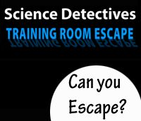 Training Room Escape Game - for teaching scientific inquiry
