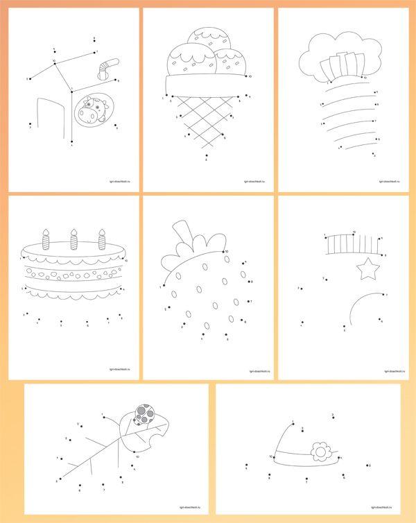 Gyerekek színezés matek. Pontszám 10