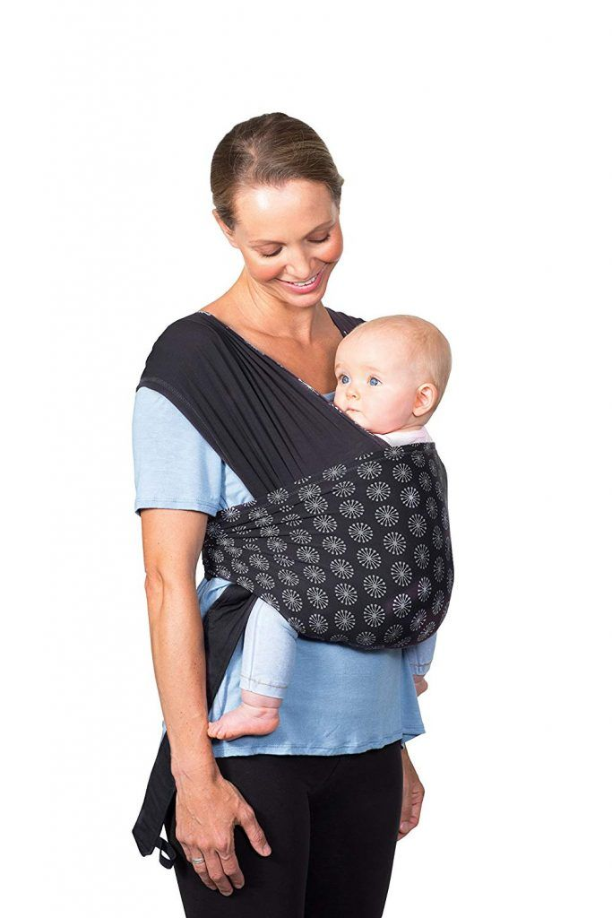 e1d24414e16 Infantino Together Pull-On Knit Baby Carrier