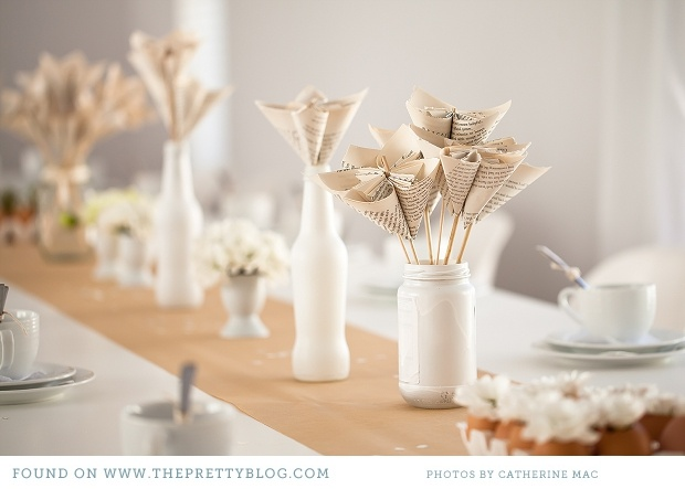 Lydia s bridal shower inspiration shower inspiration for Bridal shower kitchen tea ideas
