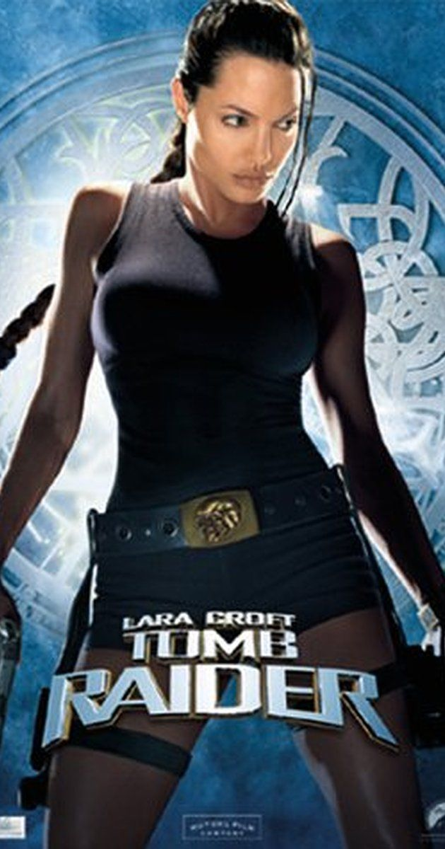 """Lara Croft: Tomb Raider (2001). (d. Simon West; c. Angelina Jolie, Jon Voight, Iain Glen, Noah Taylor) (""""Video game adventuress Lara Croft comes to life in a movie where she races against time and villains to recover powerful ancient artifacts."""")"""