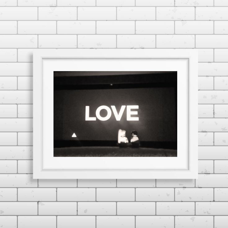 Limited Edition Love Print