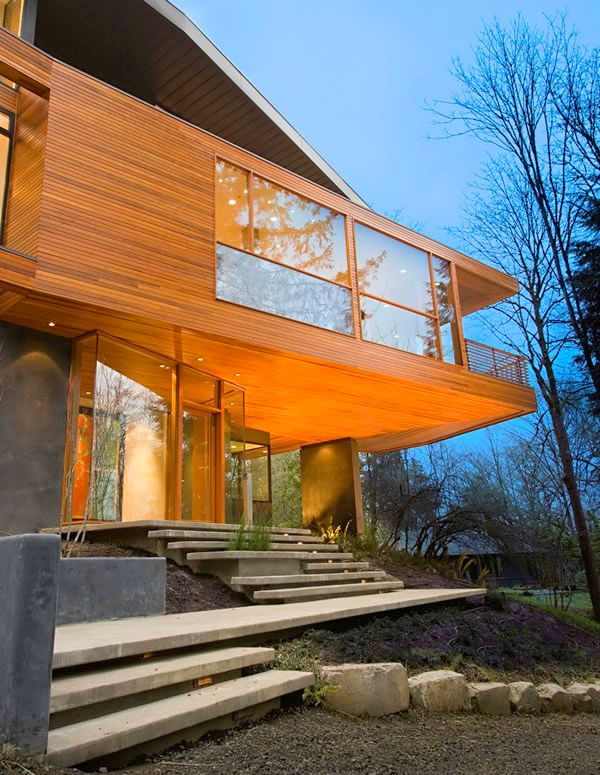 Image 6 of 12 from gallery of Residence / Skylab Architecture (Twilight  movie house).