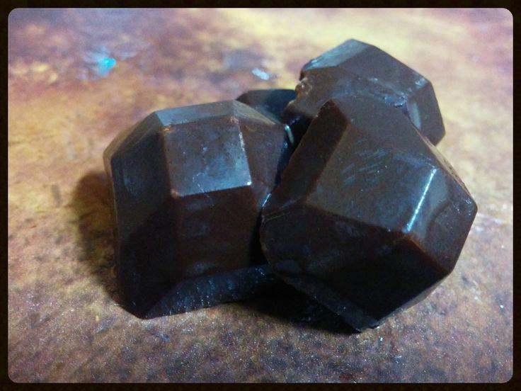 Homemade Chocolate - GLUTEN FREE | DAIRY FREE | LOW GI | RAW