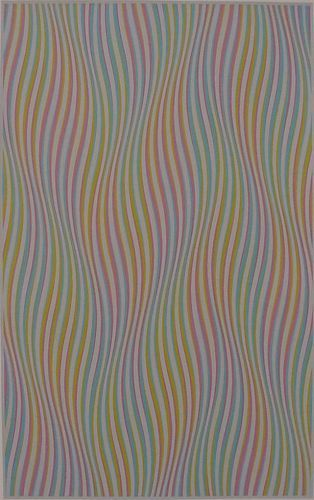 Bien connu 62 best Bridget Riley images on Pinterest | Bridget riley, Op art  JK27