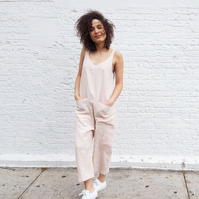 Just in: Ilana Kohn Jumpsuits (including the Gary Jumpsuit) #stevenalanbrooklyn _ Click the link in our bio to shop or check out the assortment at our Brooklyn shop!