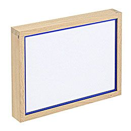top3 by design - Ramn - storage frame oak royal blue