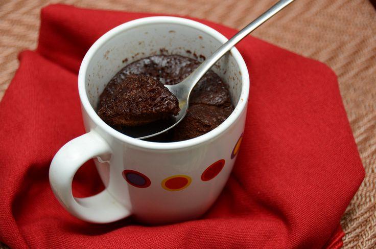 Mikrós süti 3 perc alatt tojás nélkül! Ha azonnal édességre vágysz, ezt készítsd el!