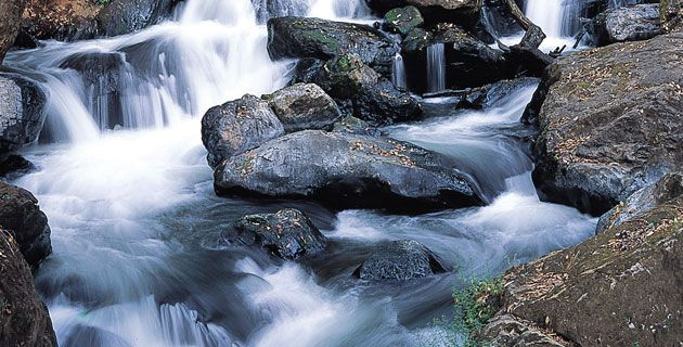 Cascada Velo de Novia. / Rafael Doniz