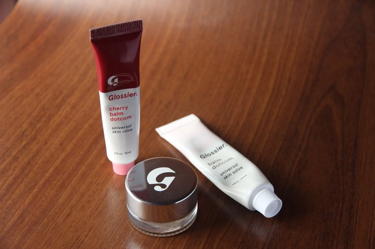 Glossier for simplify your routine! | vivaciousminimalist