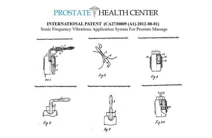 Sonic Prostate Massager By Prostate Health Center Prostate