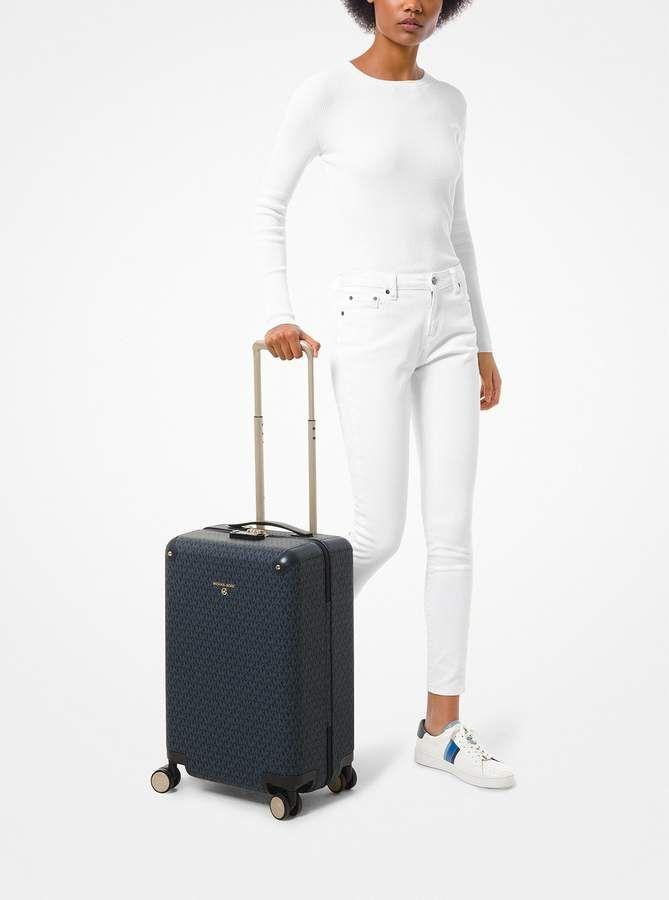 MICHAEL Michael Kors Logo Suitcase #Sponsored , #AD