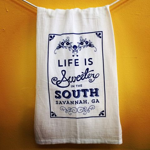 Kitchens On The Square | Make Your Kitchen Smile U2014 Sweeter In The South  Towel