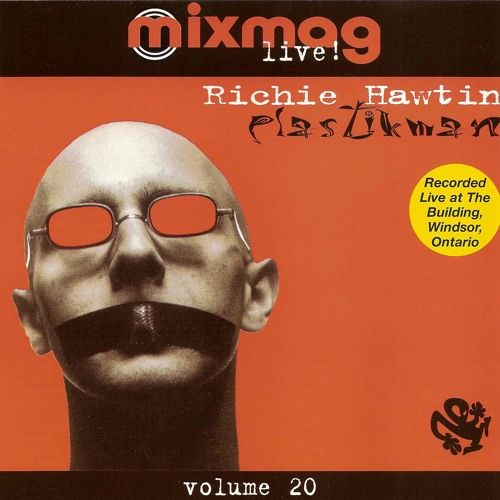 Richie Hawtin (Plastikman): Mixmag Live Vol. 20 (1995) by RichieHawtin | Richie Hawtin | Free Listening on SoundCloud