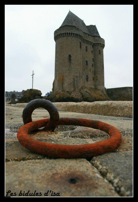 Bretagne - Tour Solidor - Quartier de Saint-Servan, Saint-Malo