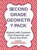 ON SALE Thursday only ! This pack is a second grade geometry pack aligned to the common core and Everyday Mathematics. It covers 2 and 3-D shapes, parallel lines and symmetry. Activities included are: Shape Bingo, my shape dictionary, parallel line task cards, board game, symmetry worksheet, foldable symmetry activity, 2-D shape concentration, and 2 and 3-D shape scavenger hunt.$