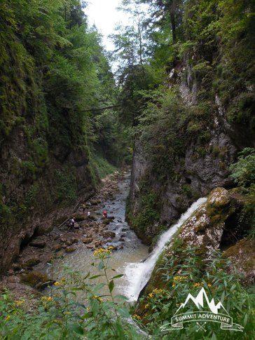 Galbena gorge, Romania